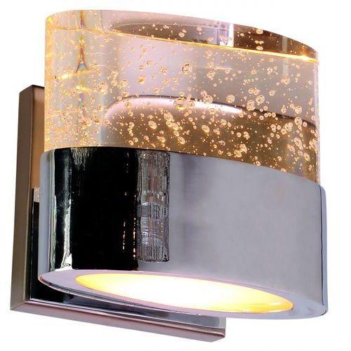 Kinkiet varese transparentny, lp-3065/1w marki Light prestige