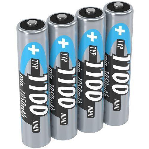 Bateria ANSMANN HR03 4x Micro AAA (4 sztuki) (4013674035236)