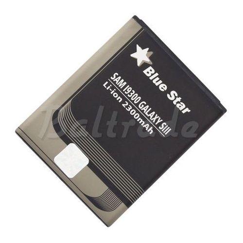 Bateria Bluestar do Samsung i9300 Li-ion 2300mAh