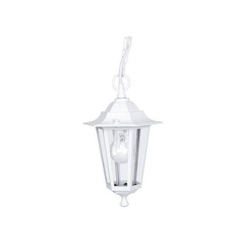 Lampa wisząca 1x60w e27 laterna 5 22465 ip44  marki Eglo