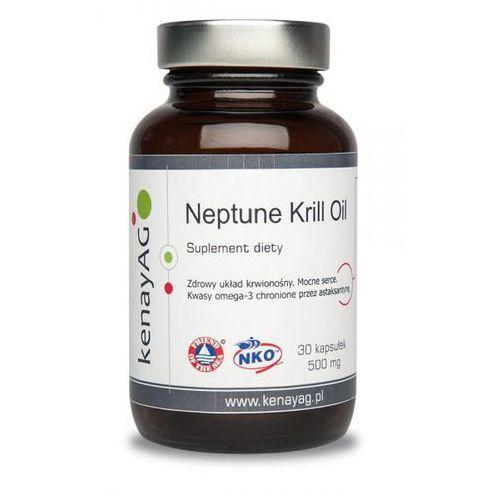 Neptune krill oil - olej z kryla NKO 30 kaps. - Kenay
