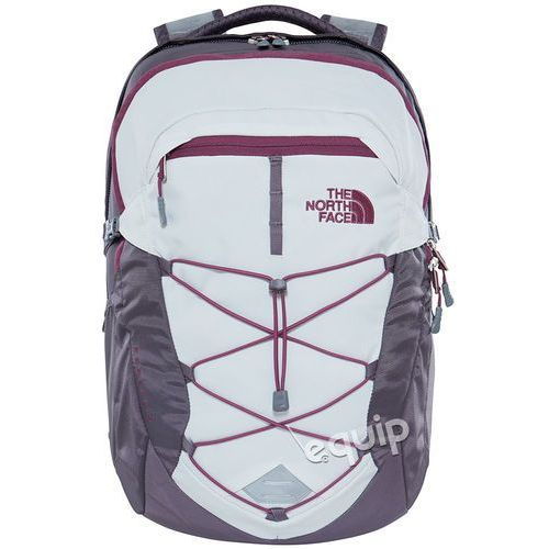 The north face Plecak  w borealis - vaporous grey light heather/rabbit grey