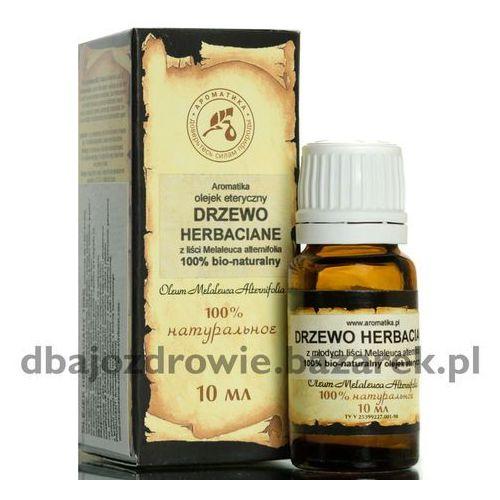 OLEJEK Z DRZEWA HERBACIANEGO, HERBACIANY, 10 ml
