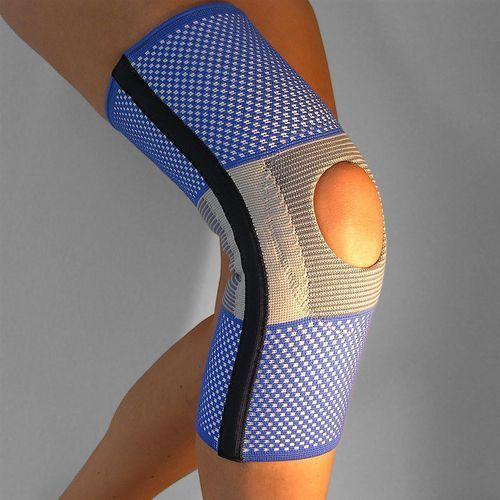knee bandage right m 2017 lato marki Regeco