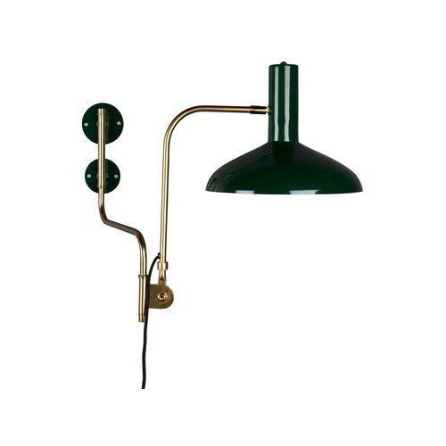 lampa ścienna devi zielona 5400008 marki Dutchbone