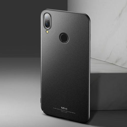 MSVII Simple ultracienkie etui pokrowiec Huawei P Smart Plus czarny, 47901 (11652564)