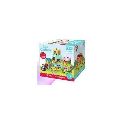 Baby Cubes W lesie. Darmowy odbiór w niemal 100 księgarniach!