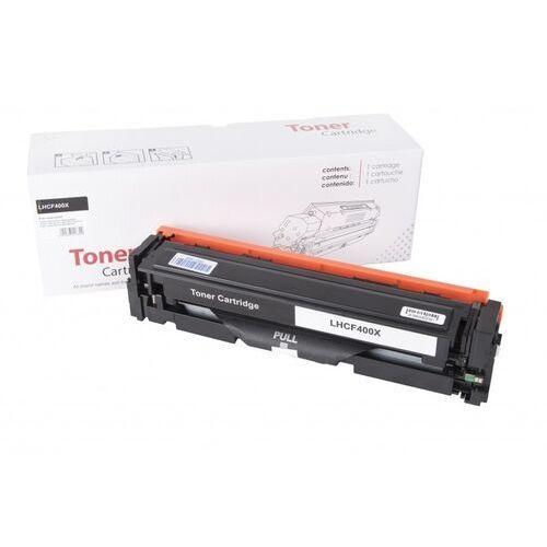 Toner Black HP 201X zamiennik CF400X 2.8K no oem Toner Black HP 201X zamiennik CF400X 2.8K no oem