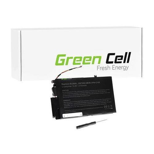 HP Envy 4 / 681879-171 2700mAh Li-Polymer 14.8V (GreenCell) (5902719425370)