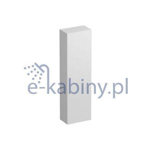 RAVAK Formy słupek 46 x 27 x 160 cm - wariant PRAWY, kolor DĄB X000001042 (8592626036072)