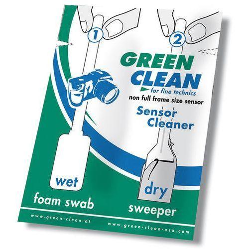 Green clean  zestaw szpatułek mokra/sucha do małych matryc 100 szt.