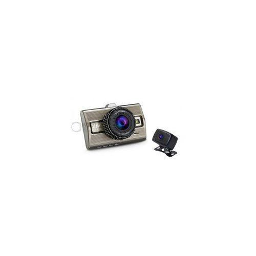 OKAZJA - Siv Kamera samochodowa m9s dual opcja cofania
