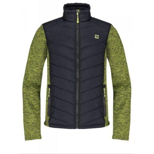Loap Męski sweter outdoor Gabe zielony XXL