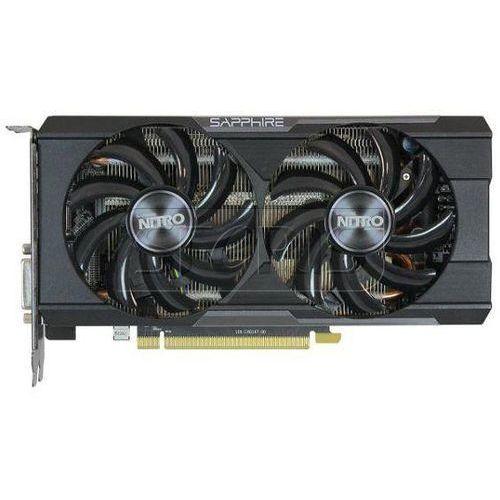 Karta graficzna Sapphire Radeon R7 370 NITRO, 4GB GDDR5 (256 Bit), HDMI, 2xDVI, DP, DUAL-X, BULK - 11240-04-10G, kup u jednego z partnerów
