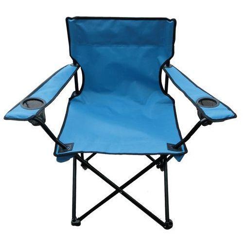 Krzesełko wędkarskie Oxford, niebieski, kup u jednego z partnerów