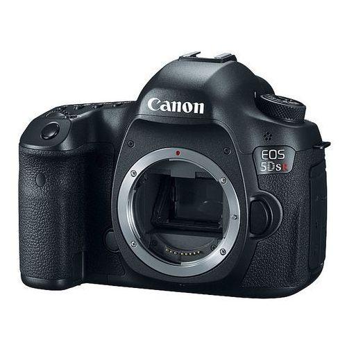 Canon EOS 5DS R 750 zł rabatu na statyw 3LT Dostawa GRATIS!