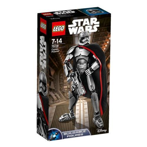 75118 Captain Phasma KLOCKI LEGO STAR WARS