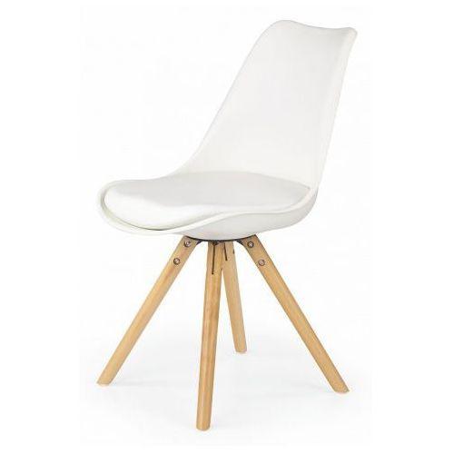Krzesło skandynawskie Depare - styl Eames, V-CH-K/201-KR-BIAŁE