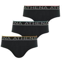 Athena Slipy, zestaw 3 par