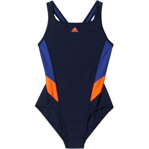 Strój kąpielowy  essence flare colorblocked swimsuit junior bp5762 marki Adidas
