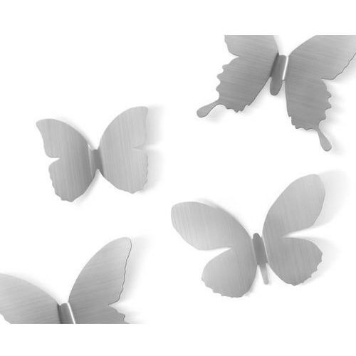 D2.design Umbra - dekoracja ścienna, motyle 9el., mariposa - d2 design - zapytaj o rabat!
