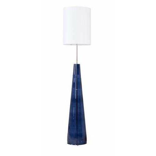 4 concepts berlin navy l233310301 lampa stojąca podłogowa 1x60w e27 niebieski marki 4concepts
