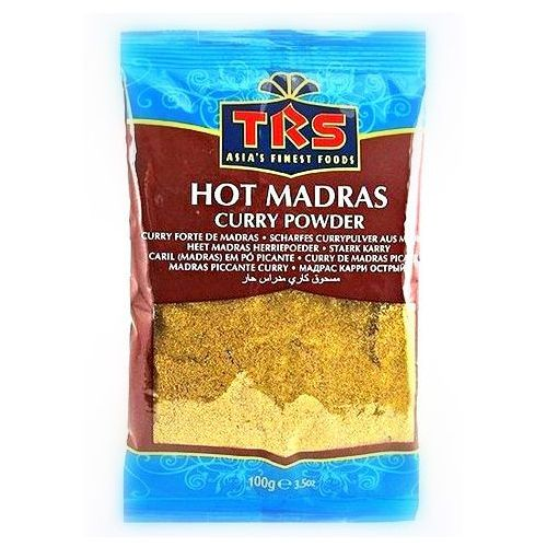Trs Curry madras ostre 100g - (5467856735625)