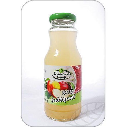 Sok jabłkowy BIO 12x250ml- Owocowe Smaki (5902768762013)