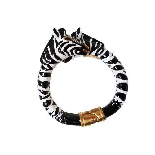 Pasotti Mosiężna bransoletka br 2zbr - zebra bracelet