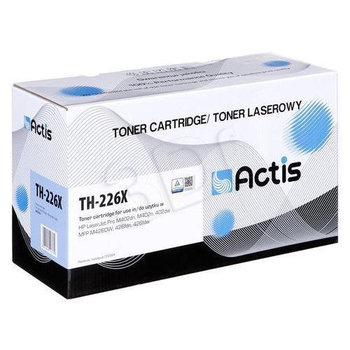Actis toner th-226x / 26x cf226x (black) darmowy odbiór w 21 miastach!