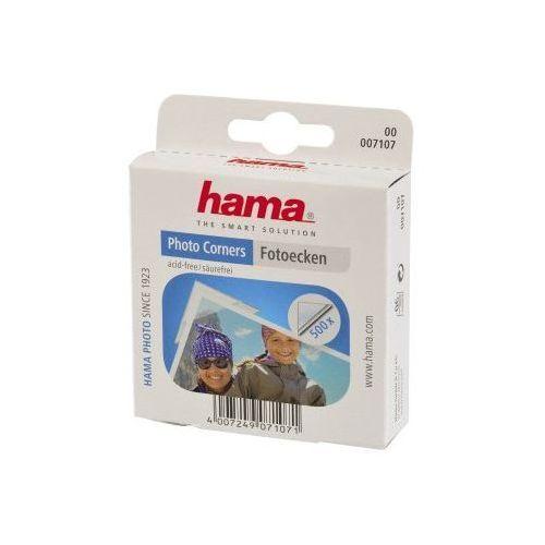 narożniki do przyklejania zdjęć 500 szt marki Hama