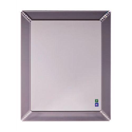 Dubiel vitrum Lustro łazienkowe bez oświetlenia syriusz 80 x 65 cm (5905241000930)