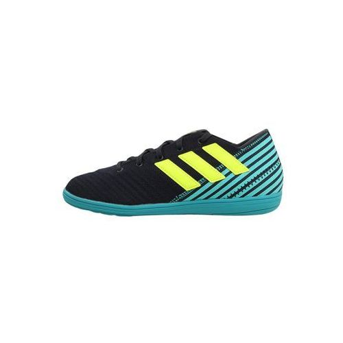 adidas Performance NEMEZIZ 17.4 IN SALA Halówki legend ink/solar yellow/energy blue, kolor niebieski