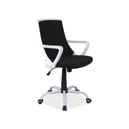 Fotel obrotowy q-248 czarny marki Signal meble