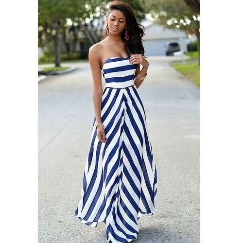 Sukienka ORSI, kolor biały