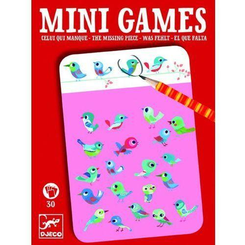 Djeco Gra mini - brakujący element caro, kategoria: gry dla dzieci