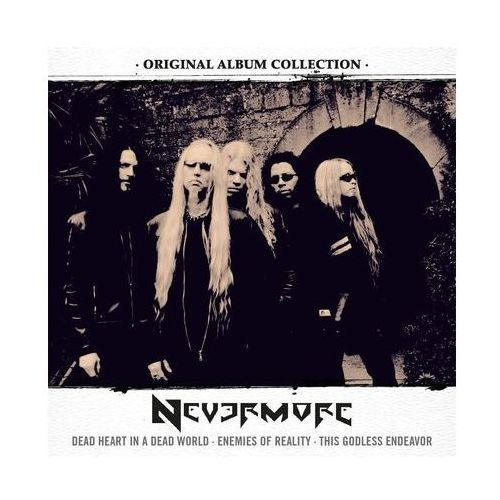 Universal music Nevermore. original album collection [3cd] - limited edition - nevermore