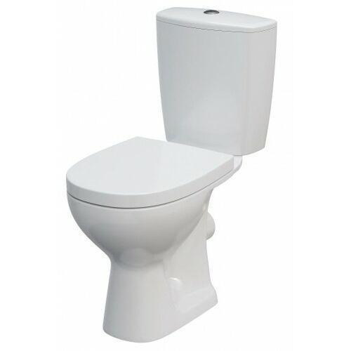 CERSANIT ARTECO Kompakt WC Clean On, odpływ uniwersalny, deska wolnoopadająca K667-069