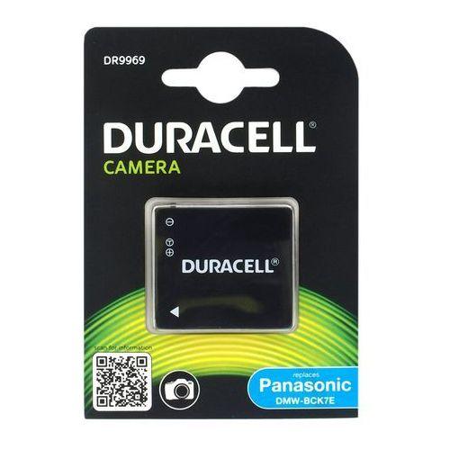 Duracell odpowiednik Panasonic DMW-BCK7, DR9969