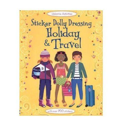 Sticker Dolly Dressing Holiday & Travel