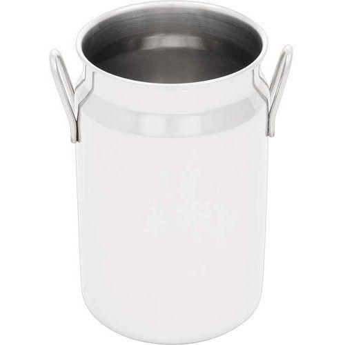 Mini naczynie na mleko finger food