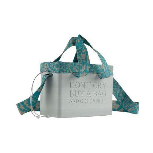 """Torebka Cubie Bag """"Don't Cry"""", 972C-1608E"""