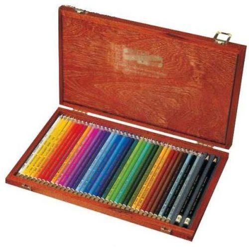Koh-i-noor Kredki polycolor wodoodporne 36kol drewno (8593539022855)