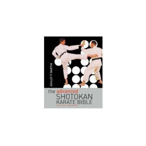 Advanced Shotokan Karate Bible (9780713688542)