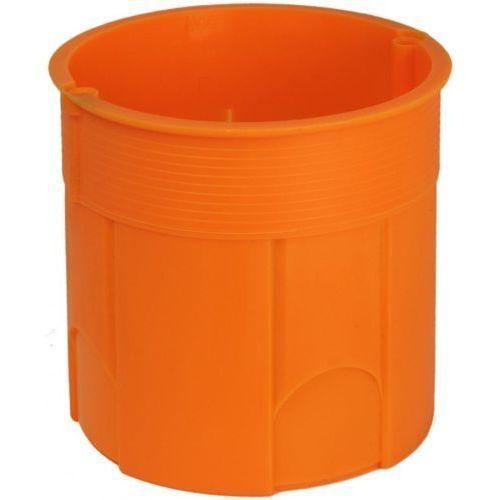 Puszka podtynkowa 60mm głęboka pomarańczowa z60df 33033008 marki Simet