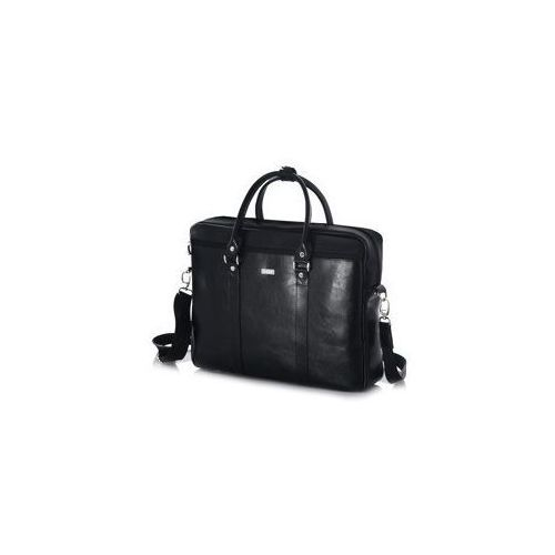 Skórzana męska torba na ramię laptopa  sl03 kilbridge marki Solier