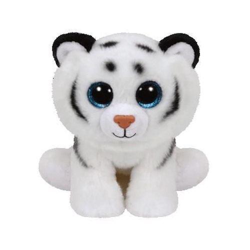 Maskotka TY INC Beanie Boos Tundra - biały tygrys 15cm 42106 (0008421421060)