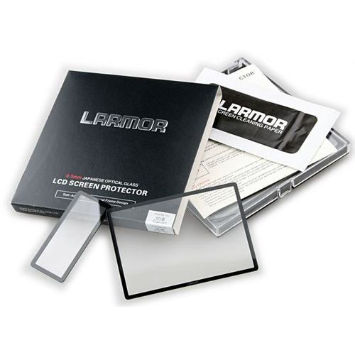 GGS Osłona LCD (szkło) LARMOR 4G - Canon 5D Mark III, 5D Mark IV, 5Ds i 5Ds R z kategorii folie ochronne i osłony lcd