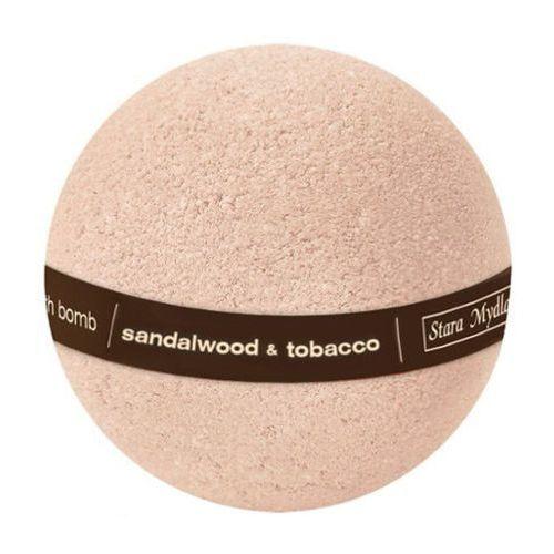 Musująca kula do kąpieli FIZ-36 sandalwood & tobacco 150 g