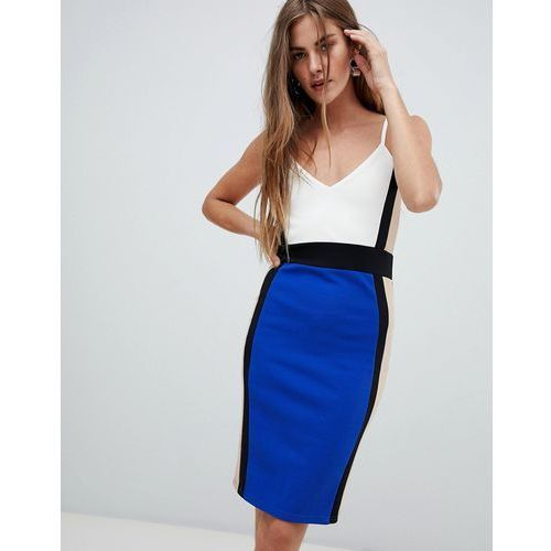New Look Strappy Midi Dress - Blue